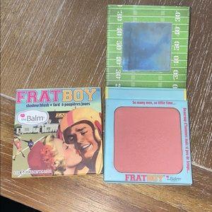 The Balm cosmetics FratBoy shadow blush